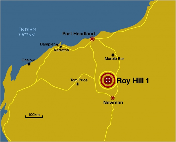 Ses Scott Electrical Services Map Of Roy Hill 1367975824